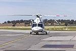 Helicorp (VH-TJH) Leonardo-Finmeccanica AW139 at Wagga Wagga Airport (1).jpg