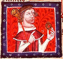 A medieval picture of Henry of Blois