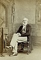 Henry Bence Jones. Photograph by Ernest Edwards, 1868. Wellcome V0028424.jpg