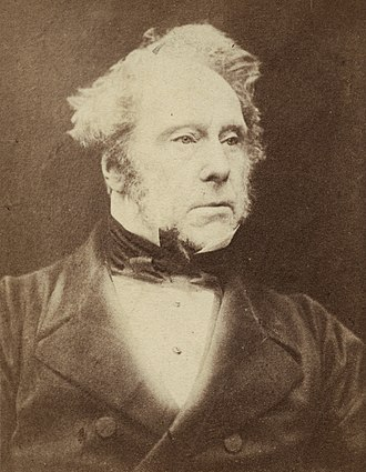 1865 United Kingdom general election - Image: Henry John Temple, 3rd Viscount Palmerston