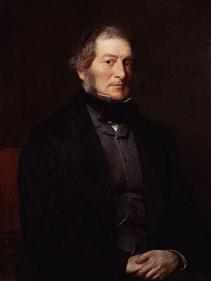 Henry Labouchere, 1st Baron Taunton - Lord Taunton by William Menzies Tweedie.
