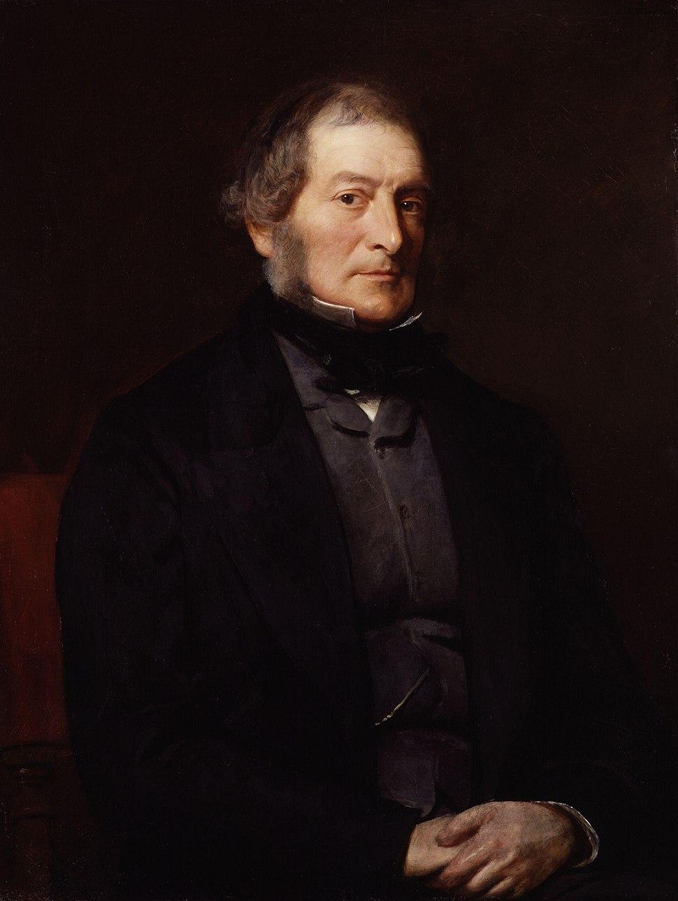 Henry Labouchere, Baron Taunton by William Menzies Tweedie