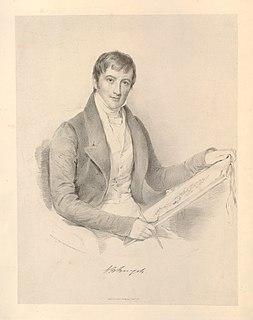 Henry William Burgess English landscape painter