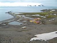 Henryk Arctowski Polish Antarctic Station.JPG