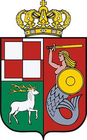 Bemowo - Image: Herb dzielnicy Bemowo Warszawa