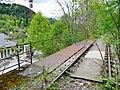 Hermann-Hesse-Bahn, S-Bahn Fertigstellung spätestens 2019 geplant ehemalig-Württembergische Schwarzwaldbahn, Stuttgart Calw, eröffnet 1872, eingestellt 1983 - panoramio (3).jpg