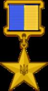 Hero of Ukraine wearers copy