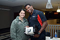Herschel Walker at Camp Withycombe, 2012 022 (8455397558) (6).jpg