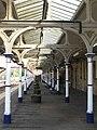 Hexham Station, Platform 2 (2) - geograph.org.uk - 806908.jpg