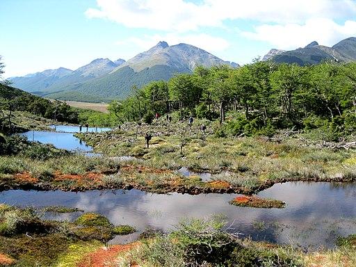 Hike to Laguna Esmeralda-Ushuaia