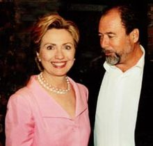Hillary Clinton and her largest donor Peter Paul.jpg