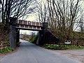 Himley Lane Bridge - geograph.org.uk - 1303847.jpg