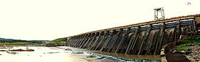 Image illustrative de l'article Barrage d'Hirakud