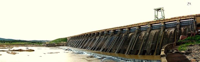 File:Hirakud Dam Panorama.jpg