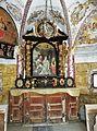 Hochosterwitz Nikolauskapelle Altar.jpg
