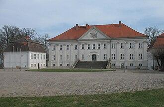 Hohenzieritz - Castle Hohenzieritz
