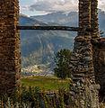 Homene Dessus, Combellin, Valle d'Aosta. Ruïne 03.jpg