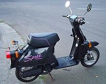 Honda Nq50 Wikipedia
