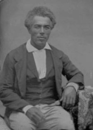 Horace King (architect) - Horace King during the mid-19th century
