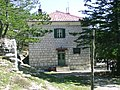 Horska chata Umberto Girometta v pohori Mosor.jpg