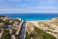 Hotels near the beach of Cala Mesquida in Mallorca, Spain (48001491916).jpg