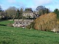 House and cottages at Foxcote - geograph.org.uk - 1616072.jpg