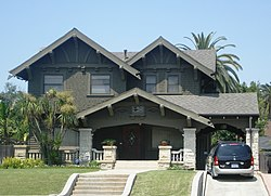 House at 221 Wilton, Los Angeles.JPG