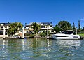 Houses in Sanctuary Cove seen from Coomera River, Queensland 08.jpg
