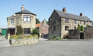 Hooton Roberts Village and civil parish in South Yorkshire, England