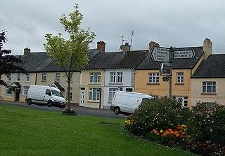 Redhills, County Cavan Village in Ulster, Ireland