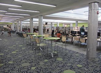 Howard County Public Library - 2014 Savage Library Renovation