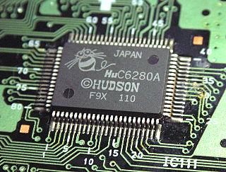 Hudson Soft HuC6280