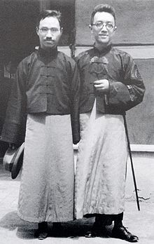 Hu Hsen Hsu and Hu Shih.jpg