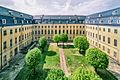 Hubertusburg Innenhof 2004 (deriv).jpg
