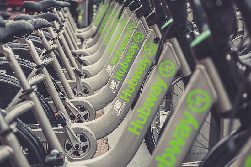 Como andar de bicicleta em Boston