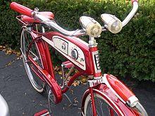 Cruiser Bicycle Wikipedia