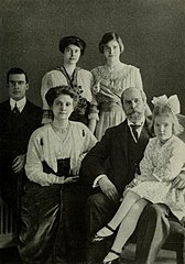Hughes and his Family.jpg