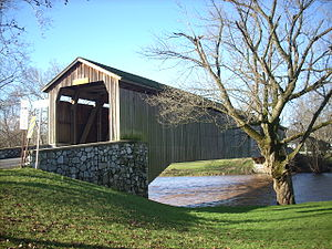 Hunsecker's Mill Covered Bridge.jpg