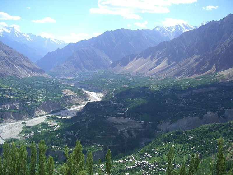 File:Hunza Valley from Eagle Point.jpg