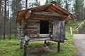 Hut for fish storage, Siida Museum, Inari, Finland (1) (36515300372).jpg