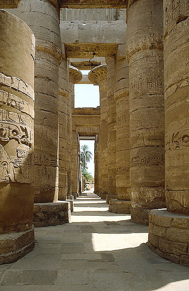 File:Hypostyle hall, Karnak temple.jpg