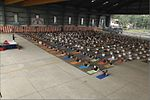 INS Garuda celebrates International Yoga Day 2017 (4).jpg