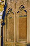 interieur, gordijnschilderingen - meerssen - 20274982 - rce