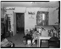 INTERIOR VIEW TO SOUTH OF KITCHEN - Christian Scheid House, Beulah, Mercer County, ND HABS ND,29-BEUL,1-14.tif