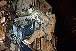 ISS-59 EVA-1 (j) Nick Hague on the external pallet at Port-4 truss.jpg