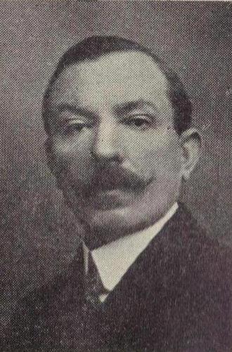 Ioan A. Bassarabescu - Image: I A Bassarabescu