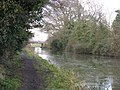 Ice on the Ashby Canal, Hinckley - geograph.org.uk - 1077410.jpg