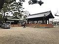 Ichiebisu-Daikoku Shrine and Satsukiden Hall of Sumiyoshi Grand Shrine.jpg