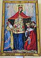 Icon Pokrova Bogorodyci 1996 Lyashenko.jpg