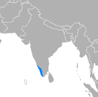 Malayalam language spoken in Kerala and Lakshadweep of India